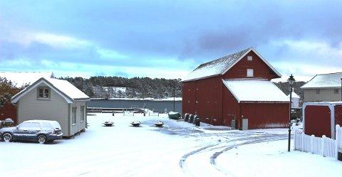 CUDRIO: Telemark Museum har ansvaret for Cudrios sjøbod.