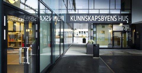 Nettsatsing: Kunnskapsbyen Lillestrøm har base på Kjeller. og består av over 100 medlemsbedrifter.