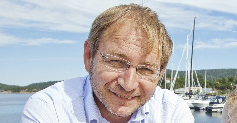 KJEMPER: Rune Kjølstad (H) er styreleder i REAS og kjemper for selskapets videre eksistens.