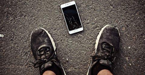 Det er i juli sjansen er størst for at det skjer noe med mobiltelefonen.
