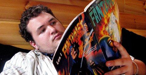 Ånden som ikke lenger går godt. Tegneseriebladet Fantomet legges ned i Norge på grunn av for dårlige salgstall.