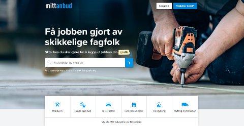 Kvinnen kom via nettsiden mittanbud.no i kontakt med en mann som tok på seg å kjøre dødsboet fra Kristiansund til Oslo. Denne gangen viste det seg å være en svindler, ikke skikkelige fagfolk ...