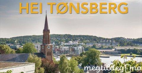 NYTT: Pakketjenesten megtildeg.no har nylig utvidet til Tønsberg.
