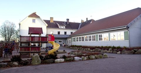 NABOKONFLIKT: Husvik skole har planer om å utbedre sine utearealer. Det har ikke gått upåaktet hen. Flere av naboene er redd for at det kan bli for mye støy om kveldene og i helgene.