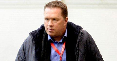 EIER DET MESTE: Forretningsmannen Knut Martin Hegg eier brorparten av aksjene i Fix Bolig-kjeden. Fix-kjeden har også gitt navn til fotballhallen i Tønsberg.