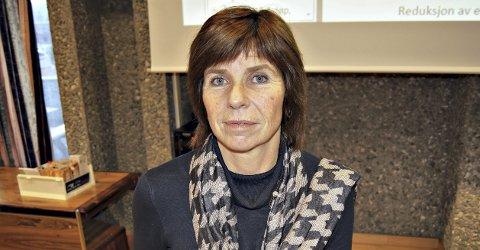 Kommunedirektør Randi Dyrnes. Arkiv.