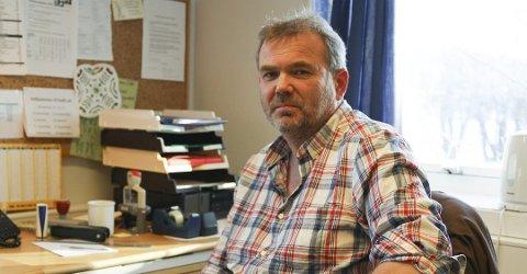 SØKER: Torgeir Øverland er i dag kirkeverge i Gjerstad, nå ønsker han å jobbe i nabokommunen.