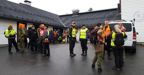 Letingen etter Ingvald Tjørnhom har vært gjennomført i flere omganger siden han ble meldt savnet i slutten av oktober i fjor. Foto: PRIVAT
