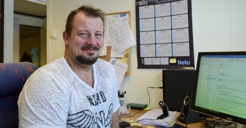 Overbevist: Helse- og omsorgssjef Petter Tindvik er kommet fram til at befolkningen i Rødøy er best tjent med et felles legekontor på Vågaholmen. Johan Votvik