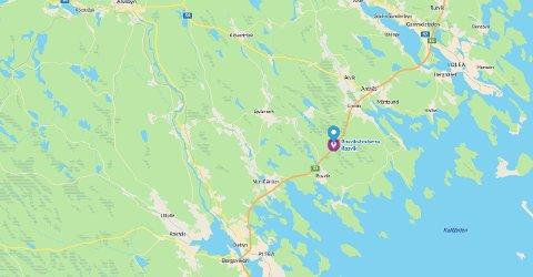 Ulykken skjedde mellom Piteå og Luleå.