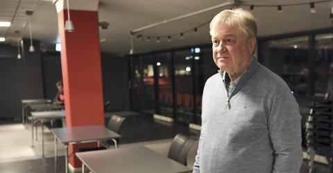 Eivind Lunde skal gå av som styreleder på det kommende ordinære årsmøtet.