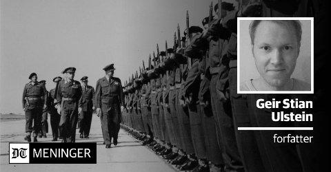 Som sjef for NATO besøkte Eisenhower Tysklandsbrigaden 21. mai 1951. Han uttalte at det var moralen, ikke kampkraften hos de norske styrkene han skulle inspisere.