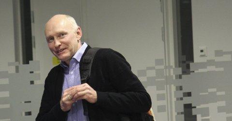FREKKAS: Bjørn-Harald Haugsvær (KrF) gav uttrykk for at kommunalsjef Helge Sæterdal har visst rikeleg iver etter å vere oppdatert på salet av Nærleiken barnehage der kommunen eig grunnen og har forkjøpsrett.