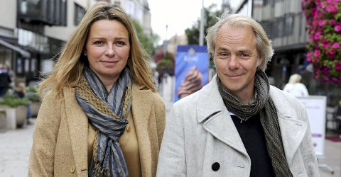 Prosjekteiere: Veslemøy Ruud Zwart og Harald Zwart er initiativtagere til den nye Køber-musikalen.