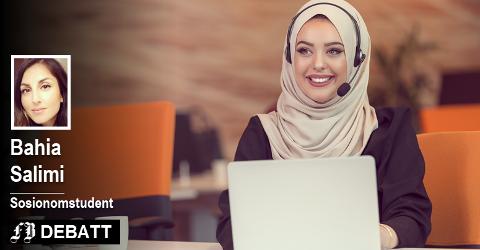 – Hva hadde skjedd dersom for eksempel muslimske «Samira» hadde søkt på en stilling og begynte å bruke hijab? Er dette en gyldig grunn til å ekskludere noen fra en stilling?