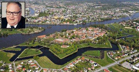 – Det er tydelig at det bygges for få boliger i Fredrikstad, mener Bård Folke Fredriksen (innfelt) i Norske Boligbyggelags Landsforbund.