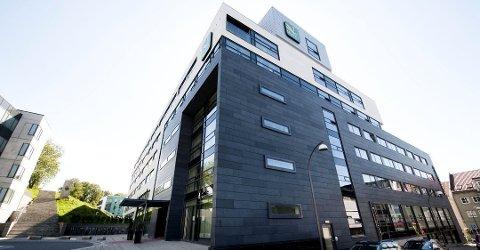 Quality Hotel i Fredrikstad sentrum skal avlaste karantenehotellet i Sarpsborg. (Arkivbilde)