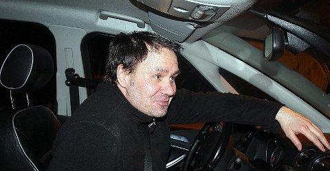 Kjell Arnold Bruksås, trener for Ballangen. Arkivfoto.