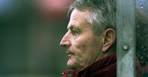 Terje Skarsfjord (bildet) var høyt respektert i hele fotball-Norge. Den tidligere TIL-treneren ble 75 år gammel.