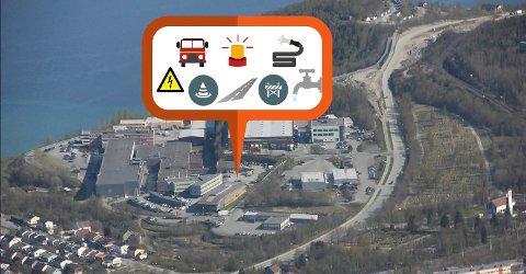Ny brannstasjon i Narvik
