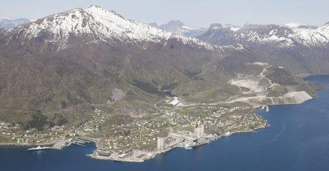 Tysfjord kommune har den høyeste eiendomsskatten i vårt område.
