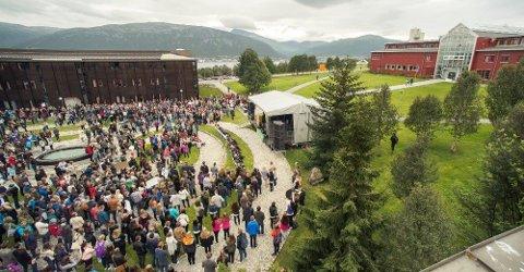 UiT Tromsø: På UiT i Tromsø  har de flere ledige restplasser igjen. Arkivfoto: Nordlys