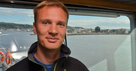 Bård Ludvig Thorheim fra Bodø er førstekandidat for Nordland Høyre.