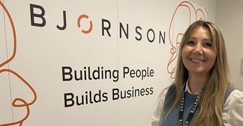 NY JOBB: June Kristin Lima har fått ny jobb i Bjørnson Organisasjonspsykologene. Hun kommer fra rollen som daglig leder i Front Innovation.