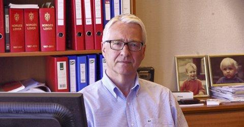 Jurist: Geir Langhelle har vært Gulbrandsens bakeris advokatFoto: Anna Kvarberg Ekre