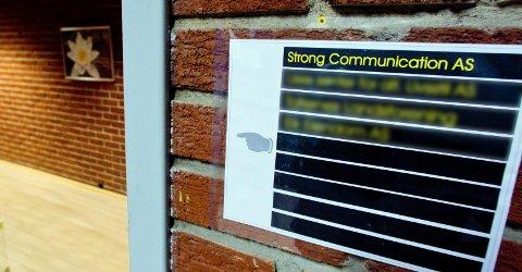 Kongsvinger: 12.12.2013 Strong Communication AS innsamlingsorganisasjoner telefonsalg telemarketing. Foto: Ole-Johnny Myhrvold