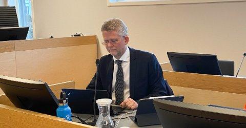 KS-advokat, Geir Winters.