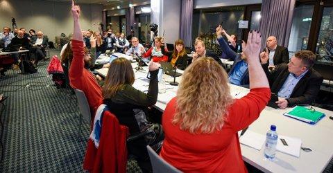 Styret i Helse Nord stemmer over saken der man går bort fra ett stort lokalsykehus å Helgeland. Foto: Øyvind Bratt, Rana Blad.