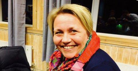 RIKTIG: Fylkesmannen i Finnmark har gjort en riktig beslutning ved å gå i mot grensejusteringen, sier Porsanger-ordfører Aina Borch.