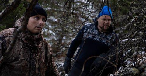 Stian «Staysman» Thorbjørnsen og Ole Rune Hætta er på Ibestad for å lage dokumentarserie.    – I ett tidligere liv ble jeg født i Finnmark, sier Staysman.