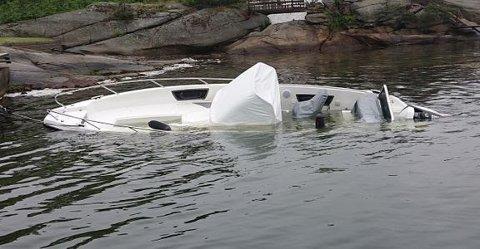 ADVARER: - Ønsker ikke at 2021 skal bli et nytt rekordår for båtskader, sier Atle C. Strøm i forsikringsselskapet If.