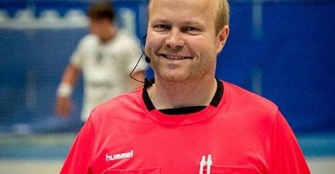 BEKYMRET: Sportslig leder Tom Martinsen i Ull/Kisa Håndball frykter konsekvensene av ny nedstengning av barne- og ungdomsidretten.