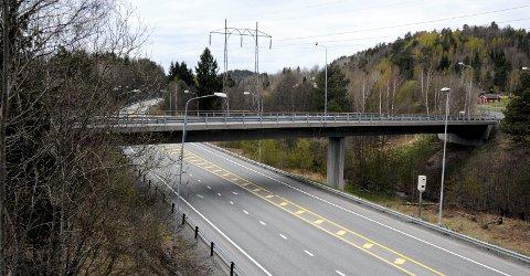 JERNBANE FØRST: Det burde vært en jernbanetrasé mot Grenland og Gjerstad som nå skulle vært under planlegging, skriver frilansjournalist Roar Thorsen i denne kronikken. ARKIVFOTO