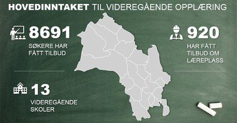 GRAFIKK: Buskerud fylkeskommune