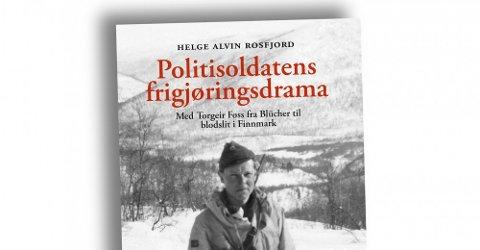 NORDLYS: Boka til Helge Alvin Rosfjord er anmeldt i avisa Nordlys av den svenske forfatteren Anders Johansson.
