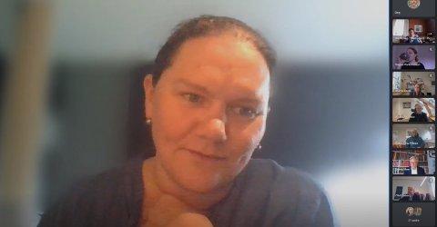 Elin Marie Andreassen (Frp) la fram forslag om å fjerne spiseplikten. Forslaget fikk ikke gjennomslag.