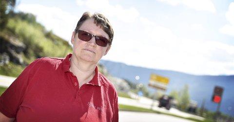 Reagerer: Fylkesleder, Jorunn B. Granli, i Norske Kvinners Sanitetsforening Oppland frykter en dårligere barselomsorg.