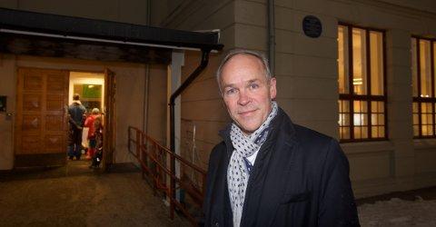 – Skolegården skal være et trygt område, sier kunnskaps- og integreringsminister Jan Tore Sanner.  Foto: Ola Solvang