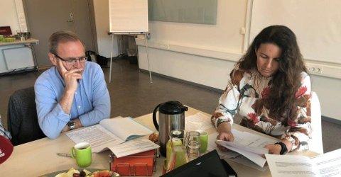 KONSTITUERT: Styrets nestleder Inger Lise Strøm er konstituert styreleder, i påvente av utnevnelse av styreleder.