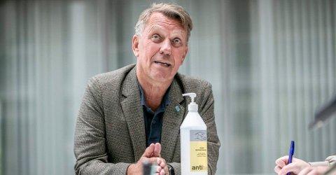 VIL HA MER MAKT: Tromsø-ordfører Gunnar Wilhelmsen vil ha lokale regler for smittehåndtering.