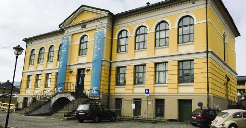 BEHOLDER BYGGET: Tromsø kommune vil ikke selge Muségata 2, men går inn for et Kunstens Hus og renovering.