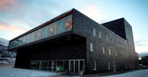 STREIKER: Flere ansatte ved Hålogaland Teater er i streik. Ved en eventuell opptrapping vil enda floere tas ut, og teateret står i fare for å måtte avlyse forestillinger.