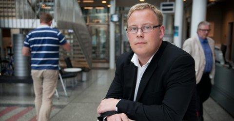 Kristoffer Kanestrøm.