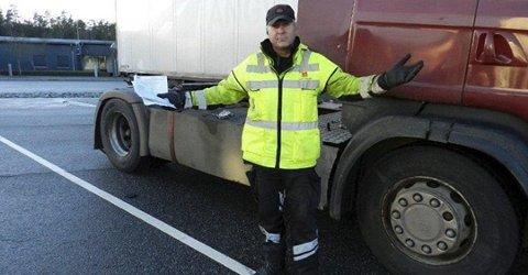 Øyvind Grotterød hos Statens vegvesen.