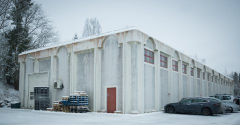 Myrveien 17 i Ås er solgt for 20 millioner kroner.