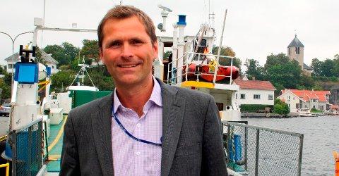 FERGESELSKAP: Fylkesutvalget ha vedtatt en prosess for sammenslåing av fergeselskapene i Brevik og Kragerø. – En sammenslåing av de to fergeselskapene er i tråd med forventet, ettersom dette har vært signaler fra eierne gjennom flere år, sier Bjørge Fredheim som er styreleder i Brevik Fergeselskap IKS.